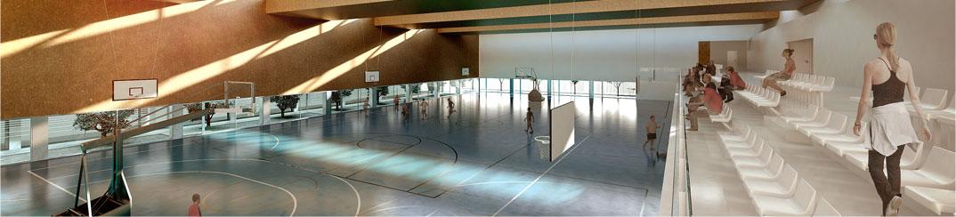 basket campus Audie Norris